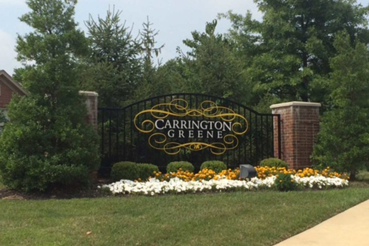 Carrington Greene Development by Judah Company Real Estate Agency in Louisville KY specializing in sales, development, and construction.